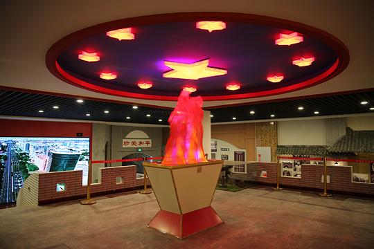 察尔森科右后旗历史文化陈列馆旅游景点图片