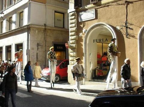 孔多蒂购物街的图片