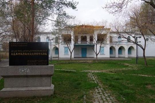 三区革命政府旧址旅游景点图片