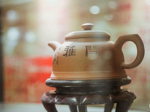 中国宜兴紫砂博物馆旅游景点图片