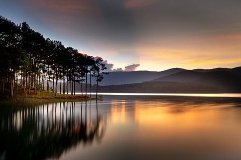 高邮湖郊野公园的图片