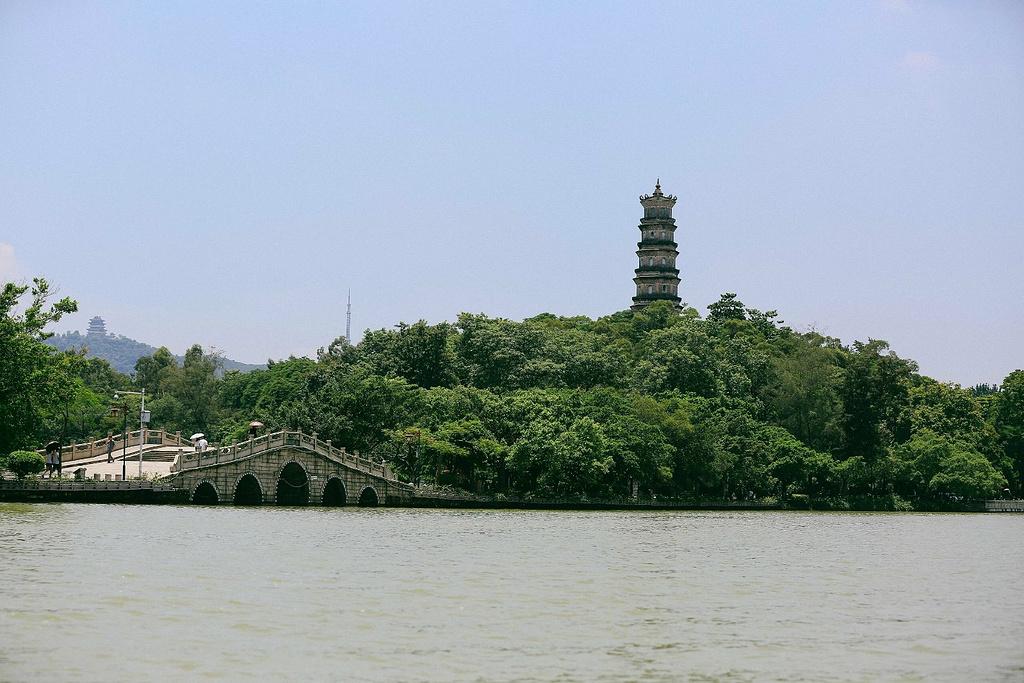 惠州西湖@阿管在路上