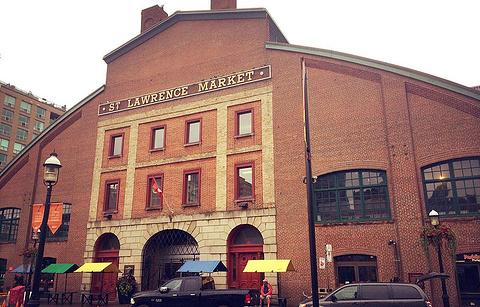 圣劳伦斯市场