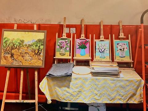 c岛艺术家海景咖啡厅旅游景点图片