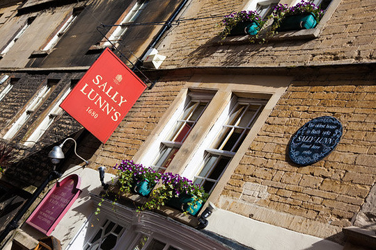 Sally Lunns Historic Eating House & Museum旅游景点图片