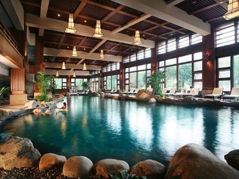 碧海池温泉