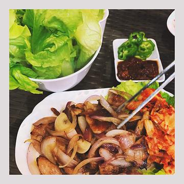 阿姨家中韩料理
