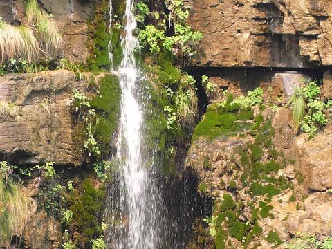 天门瀑旅游景点图片