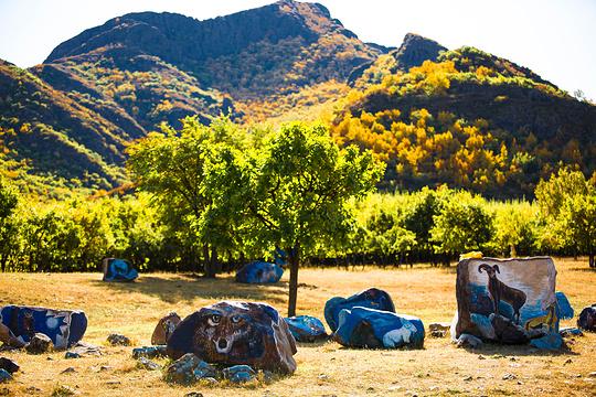 黑羊山风景区旅游景点图片
