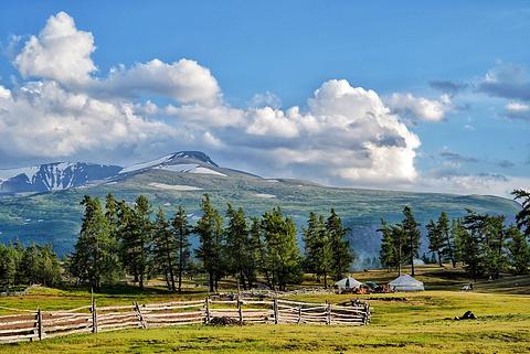 Gorkhi Terelj National Park旅游景点图片