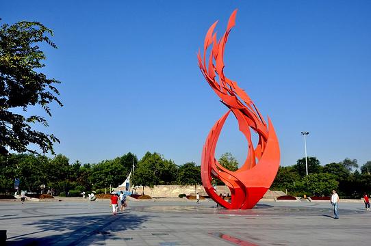 李村公园(南行)旅游景点图片