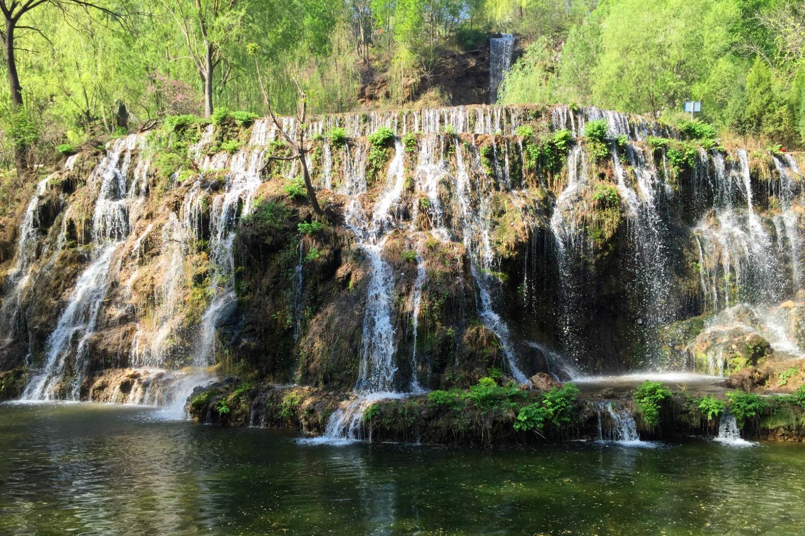 沕沕水生态风景区