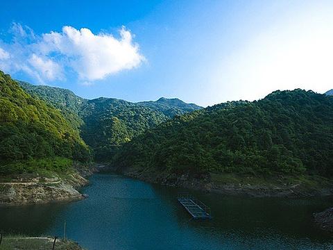 三桠塘幽谷旅游景点图片