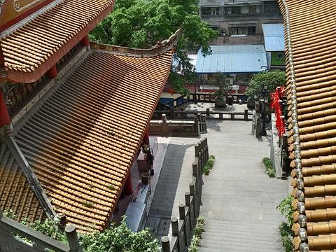万州慈云寺旅游景点图片