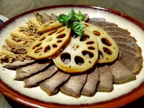 荔波四样菜