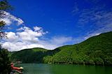 白山青山湖