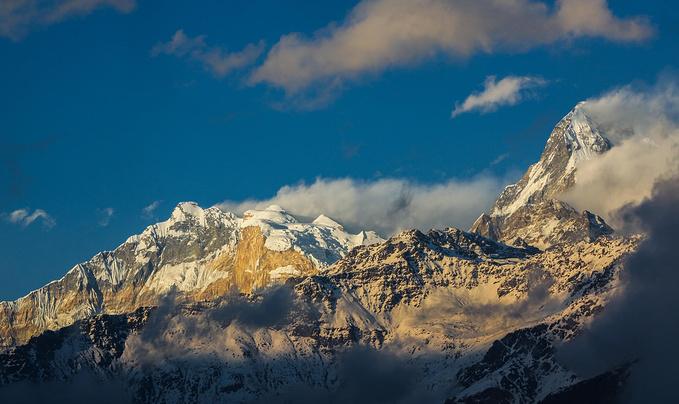 谁说40岁前一定要去尼泊尔?我20岁就去了!(附ABC小环线徒步)