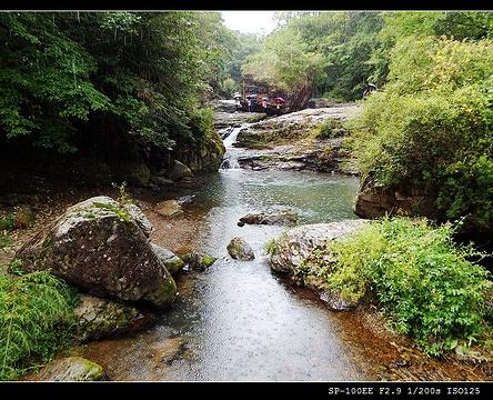 飞瀑涧的图片