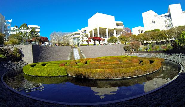 盖蒂中心旅游景点图片
