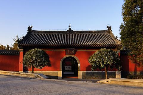 毗卢寺的图片