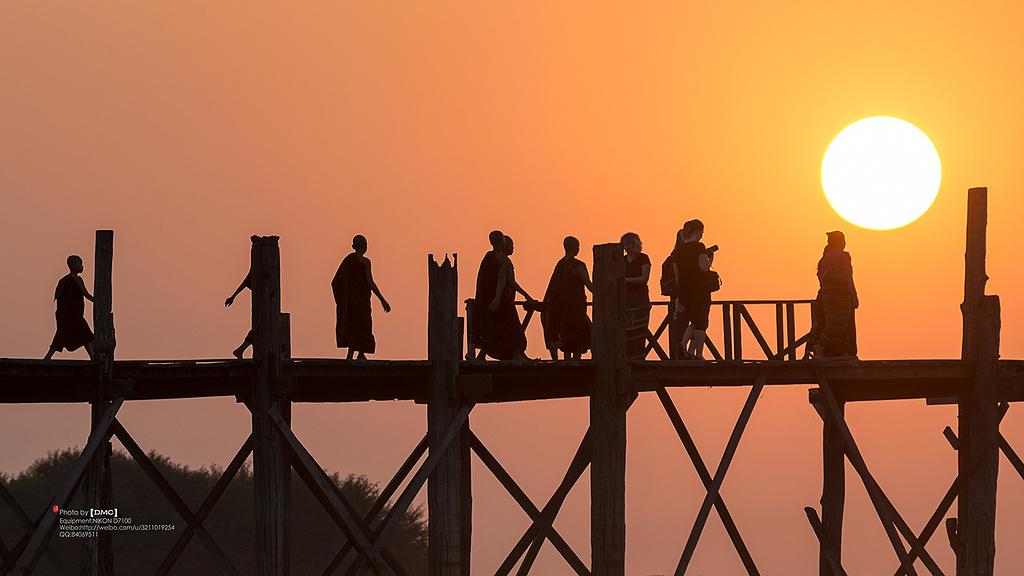 缅甸8日线路