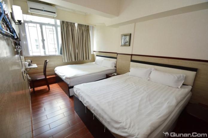 香港连锁旅馆