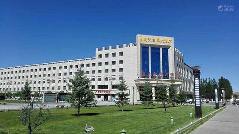 蓝天白云大酒店-餐厅