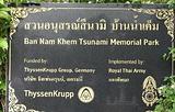 Ban Nam Khem Tsunami Memorial Center