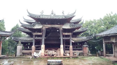 木门寺的图片