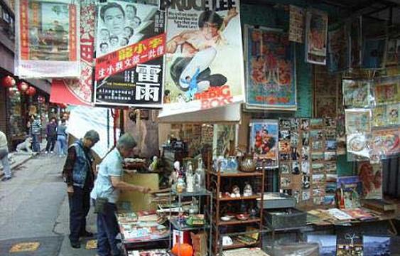赤柱市集旅游景点图片