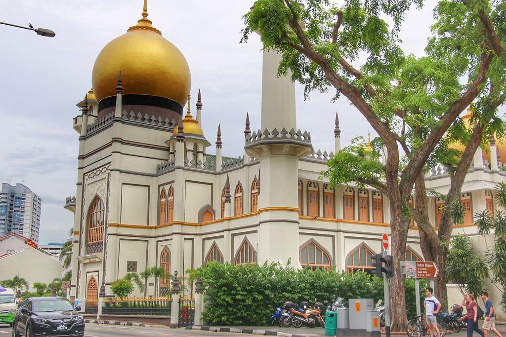 苏丹清真寺