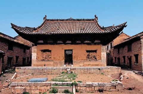 龙岩寺的图片