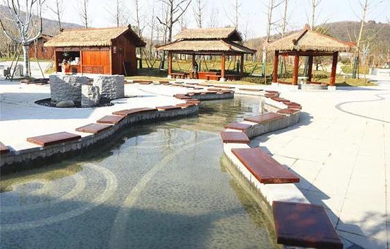 金乌温泉公园旅游景点图片