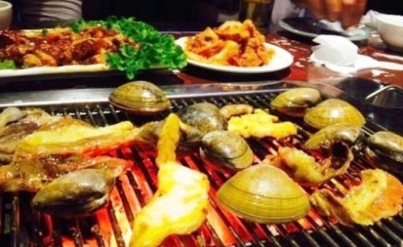 泰白海鲜烧烤大全旅游景点图片