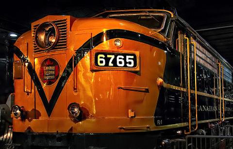 加拿大铁路博物馆