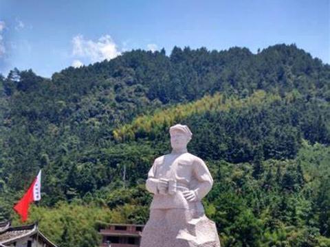 红四军前敌委员会旧址旅游景点图片