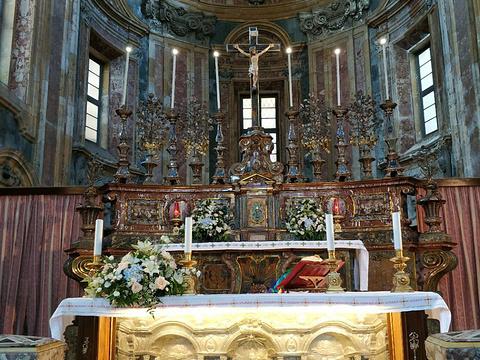 Santa Maria dello Spasimo教堂旅游景点图片
