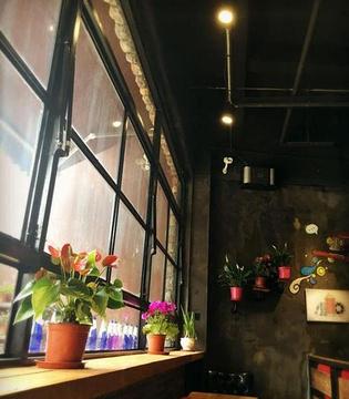 金狮会·咖啡·西餐厅