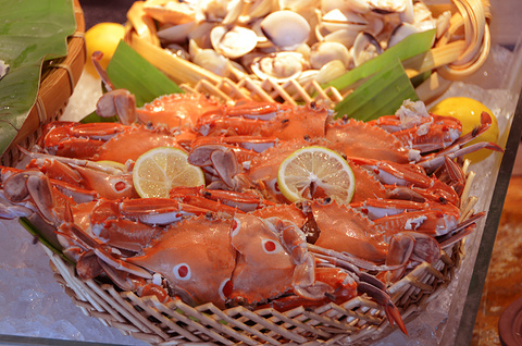 三亚海棠湾喜来登度假酒店沙滩吧