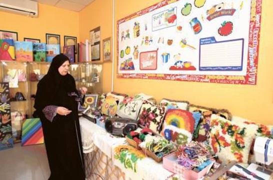 女性手工艺品中心旅游景点图片
