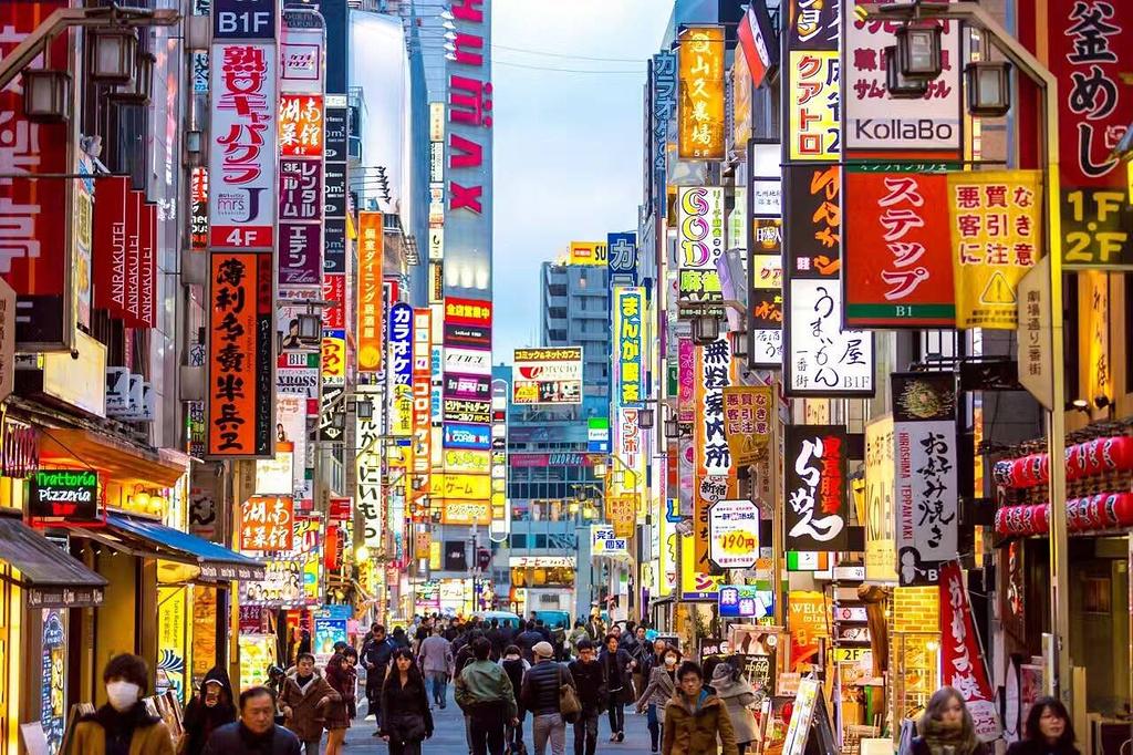 经典必打卡,5天4夜玩遍东京