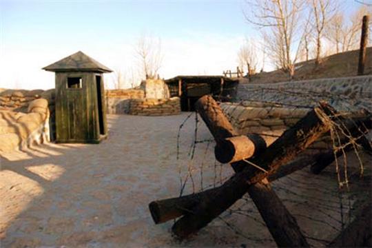 野狐岭要塞旅游区旅游景点图片
