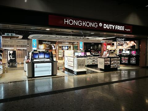 香港免税店(西九龙高铁站近离港大堂入闸区)