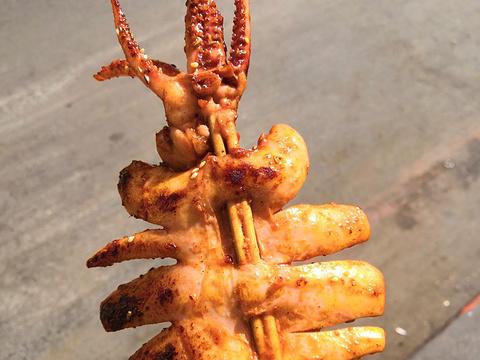 桂林商圈美食街旅游景点图片