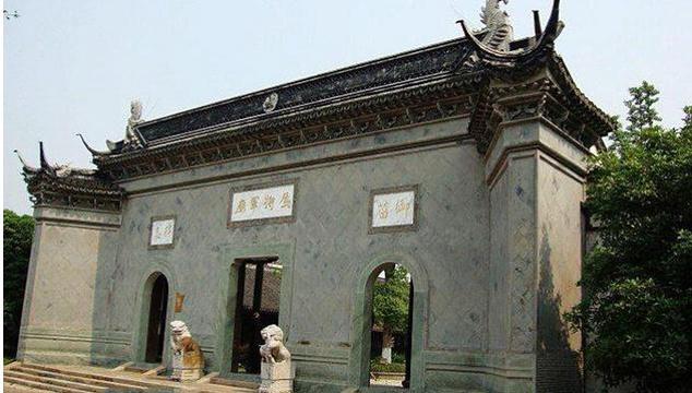 乌将军庙旅游景点图片