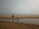 威海第一海水浴场