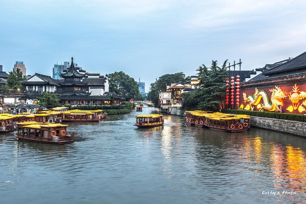 两天吃遍南京食,看遍南京景
