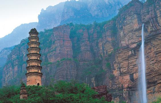 百家岩旅游景点图片