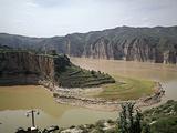 黄河第一湾观景台