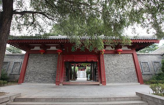 李广墓旅游景点图片